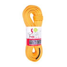Fixe Shark Dry Rope 9,8mm x 70m, neon orange/neon yellow